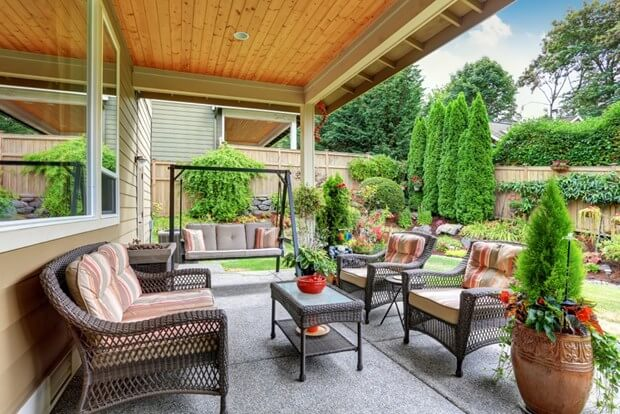 diy tips to decorate your patio on a budget - Patio Decorating Ideas On A Budget