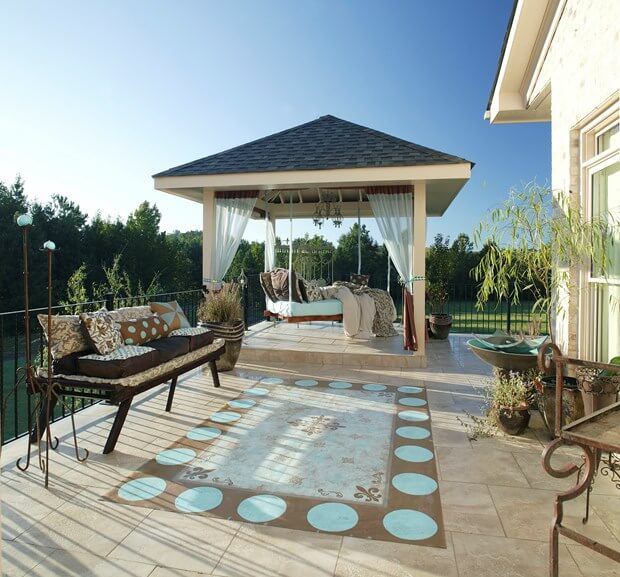 The 9 Greatest Patio Designs In America