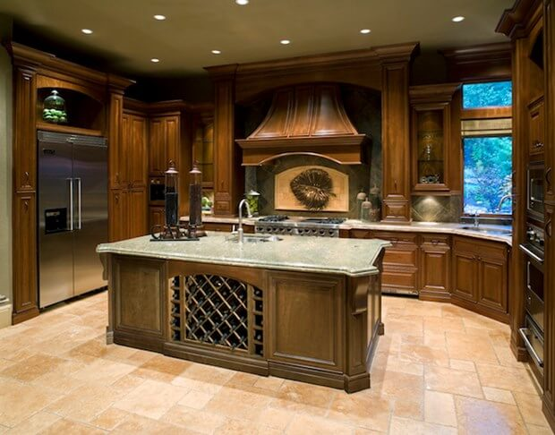 luxury kitchens every home chef dreams of