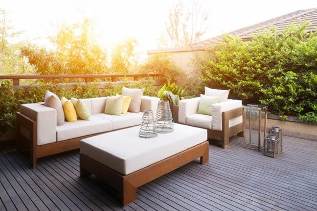 deck decorating ideas on a budget - Deck Decorating Ideas