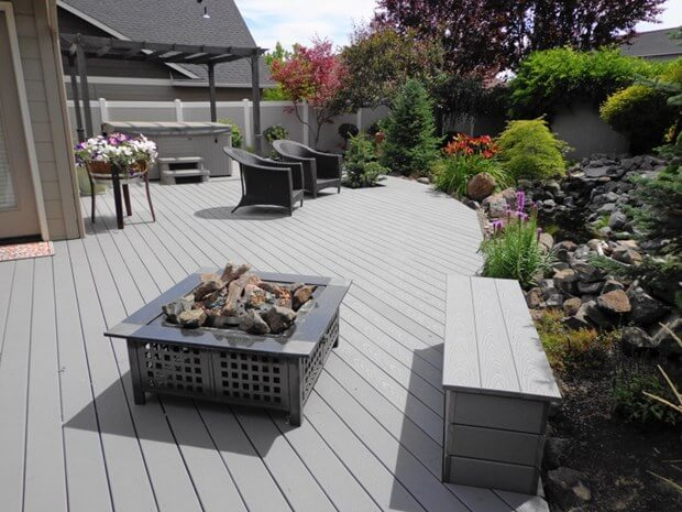 Trex Decking Prices & Advantages