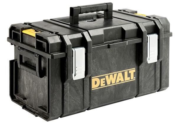 Tool Review: DeWalt ToughSystem Storage