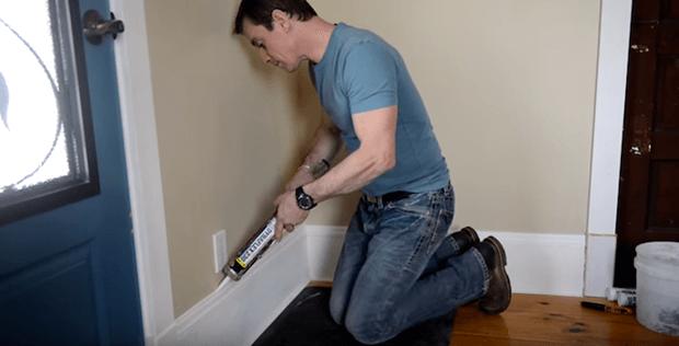 Video: How To Caulk