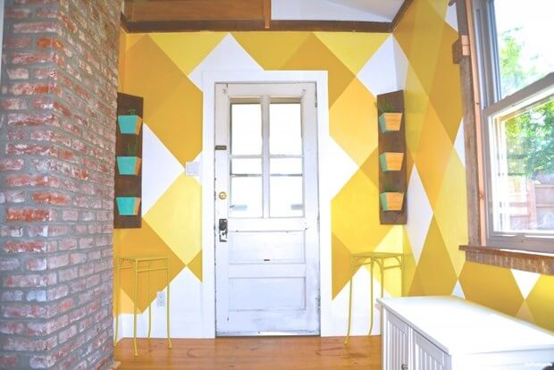 Video: Painting Patterns Without Mess Or Stress