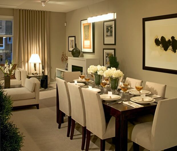 Elegant Dining Rooms: Tips For Entertaining Guests In Your Dining Room