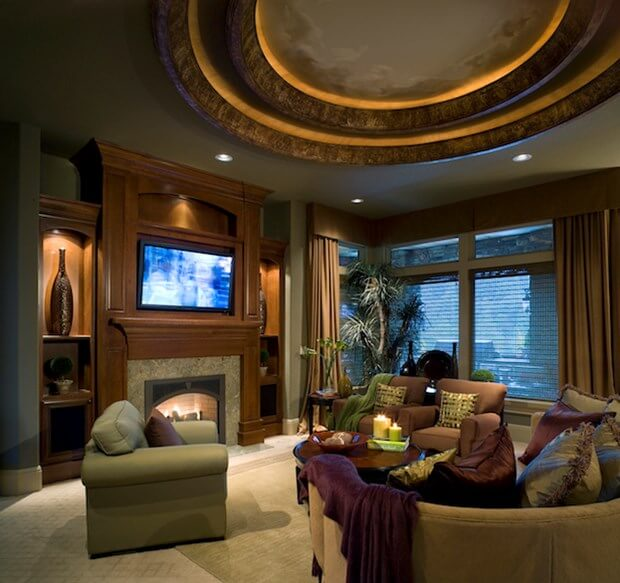 9 awesome living room design ideas - Pictures of living room designs ...