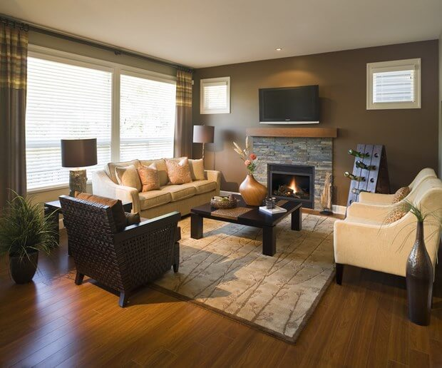 Pros & Cons Of Mounting A TV Over A Fireplace