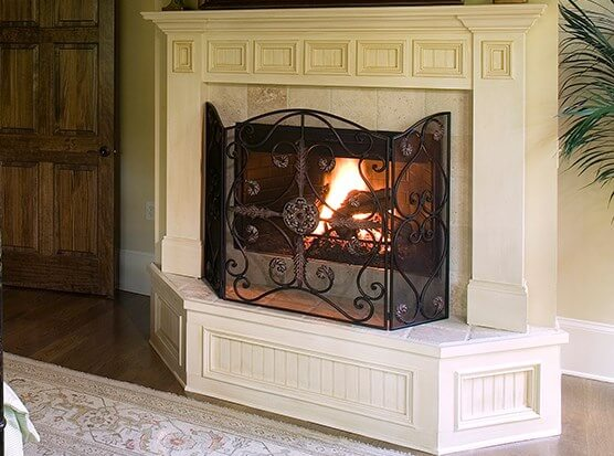 DIY Tips For How To Remove Paint From Fireplace Mantels