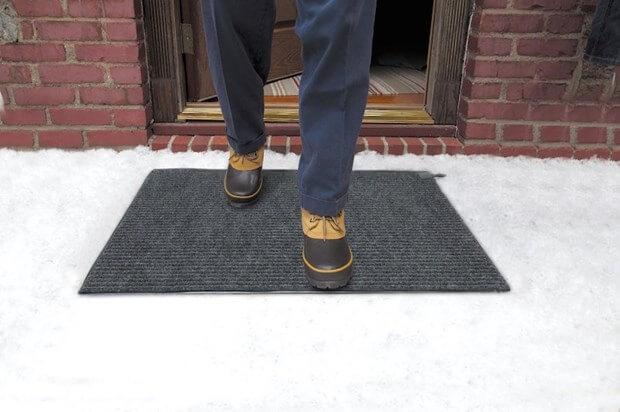 Snow Melting Mats Advantages & Costs