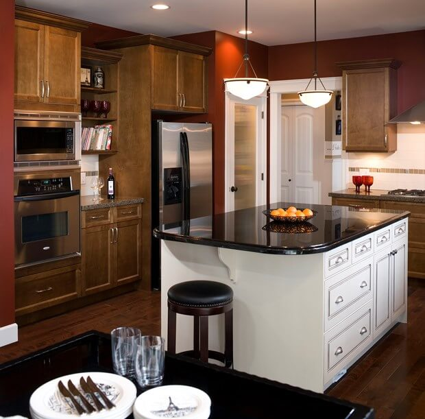 Kitchen Colors: 6 Bold & Trendy Kitchen Paint Color Ideas