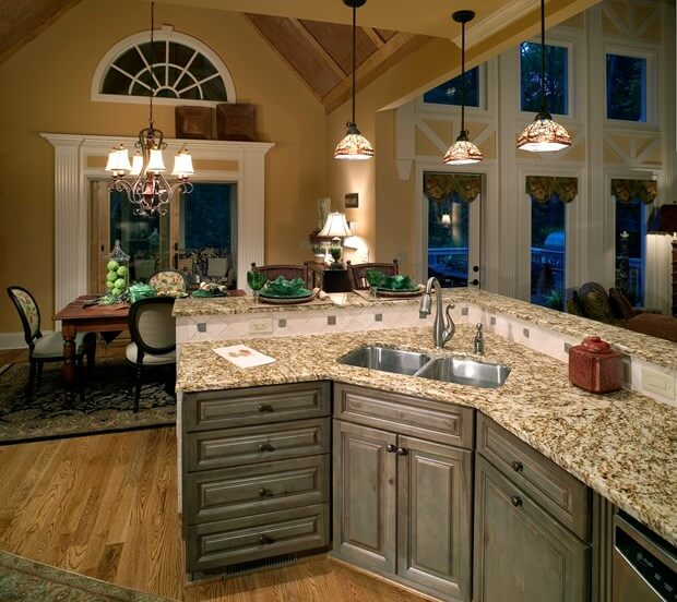 2016 kitchen countertop trends design remodel for Kitchen style ideas 2016