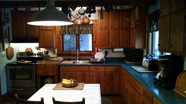 Before & After Photos: Farm Kitchen Transformation