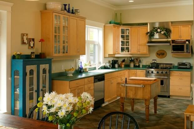 Improve Your Health From Your Kitchen