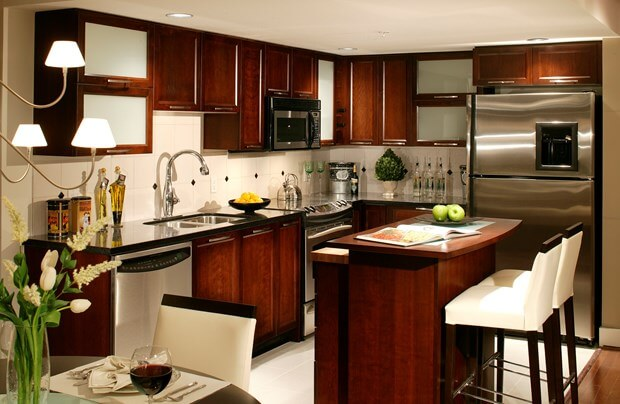 Small Kitchen With Island kitchen island: the unexpected helper in kitchen remodeling