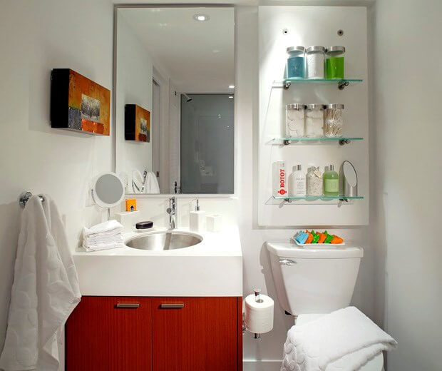 6 Design Ideas To Make The Most Of Your Small Bathroom