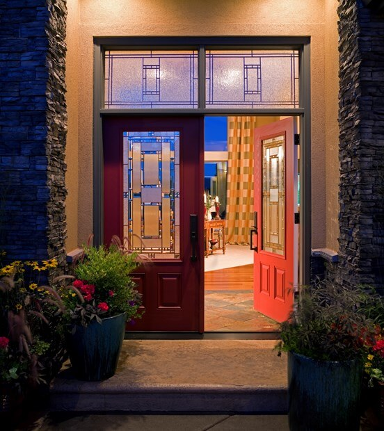 The Ideal Front Door: Because First Impressions Matter