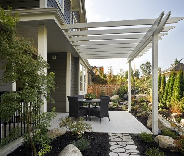 5 Back Porch Ideas & Designs For Small Homes