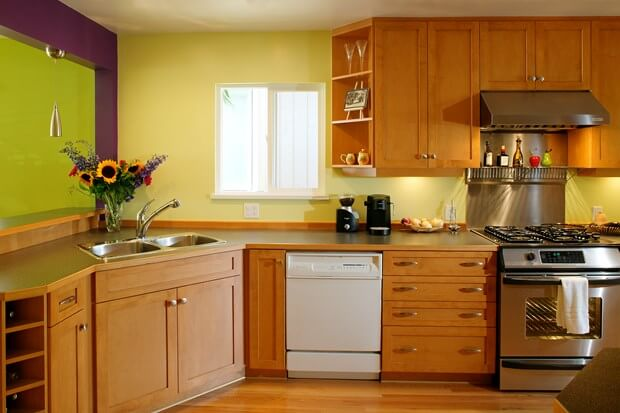 steps to choosing the perfect colors for your kitchen