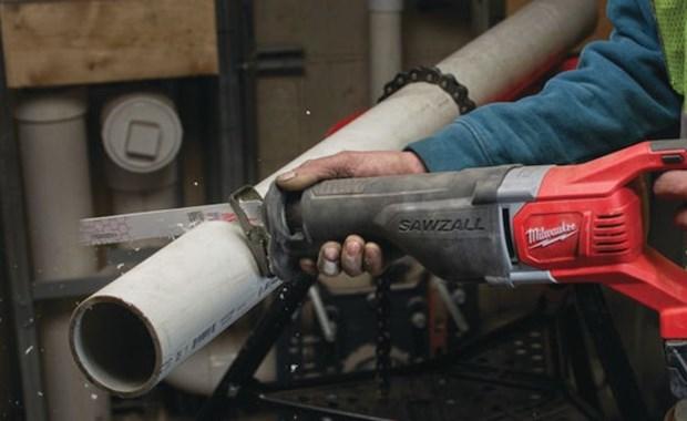 Tool Review: Milwaukee M18 Reciprocating Sawzall 2621-20