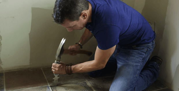Video: How To Replace Broken Tile