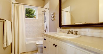 outdated bathroom fixtures what you need to replace asap - Heated Bathroom Floor