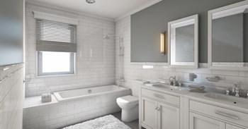 unique tile ideas for your bathroom - Heated Bathroom Floor