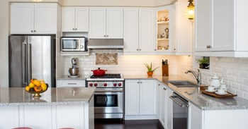 tips to reface your cabinets - Heated Bathroom Floor Cost
