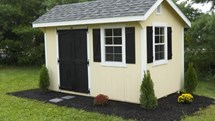 From Greenhouse To Playhouse: Shed Designs That Stand Out