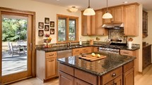 The Pros & Cons Of Kitchen Islands