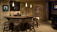 2017 home remodeling costs average price to remodel a house for Cost to finish basement utah