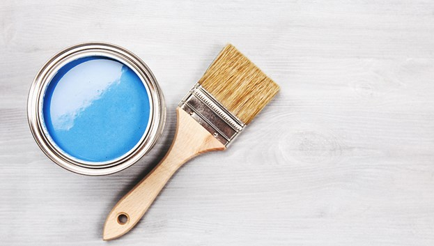 Video: Alternative Uses For A Paint Brush