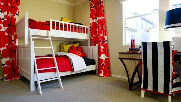 Cheerful Paint Color Combos For Kids' Rooms