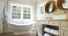 How To Create The Perfect Farmhouse Style Bathroom