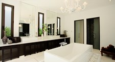 A Modern Bathroom Makeover