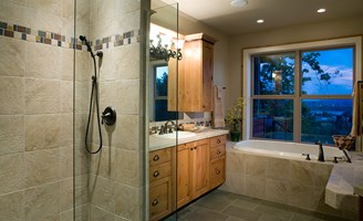 2017 bathroom renovation costs cost to redo bathroom for Average cost for small bathroom remodel