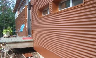 aluminum siding cost to paint aluminum siding. Black Bedroom Furniture Sets. Home Design Ideas