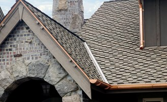 2017 Copper Gutters Cost Cost To Install Copper Gutters