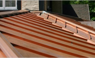 2017 Copper Roofing Cost Copper Roof Panels Cost