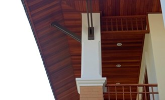 Image Gallery Soffit Material