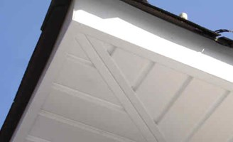 2017 Average Vinyl Soffit Prices Materials Styles