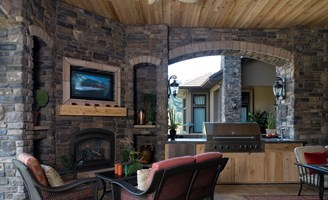 Backyard Tv : Outdoor Tv Enclosure Prices How Much Do