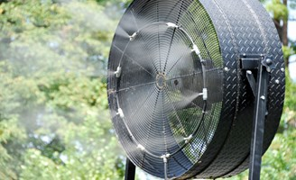 2017 Outdoor Misting Systems Repair Cost Patio Fans