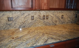 2017 granite backsplash installation cost granite types