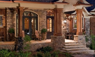 2017 stone steps cost guide average prices for flagstone