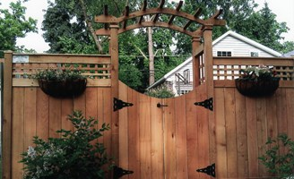 2017 privacy fence cost decrease 6 ft privacy fence cost. Black Bedroom Furniture Sets. Home Design Ideas
