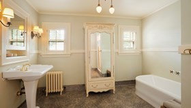 Vintage Décor Ideas For Your Bathroom