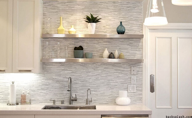 50 Best Kitchen Backsplash Ideas For 2017: 2017 Kitchen Countertop & Backsplash Trends