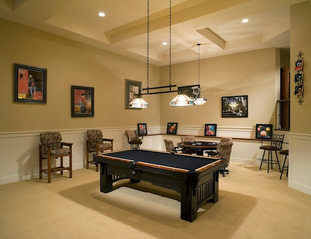 7 Awesome Basement Remodels Pictures