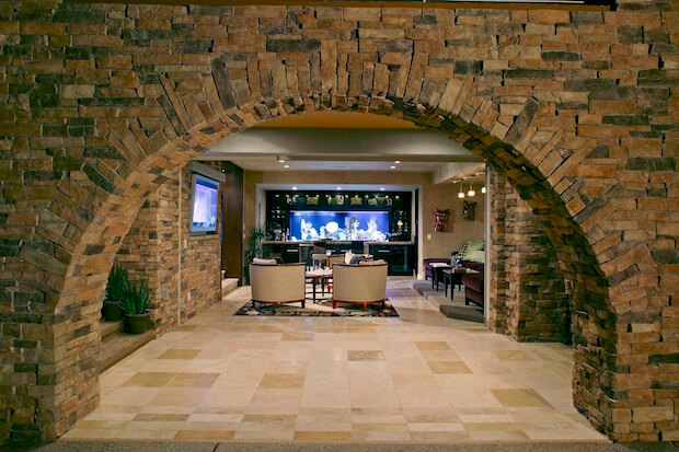 7 awesome basement remodels (pictures)