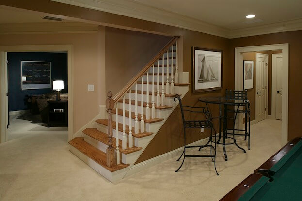 Basement finishing costs artline kitchen bath llc for Basement building cost calculator